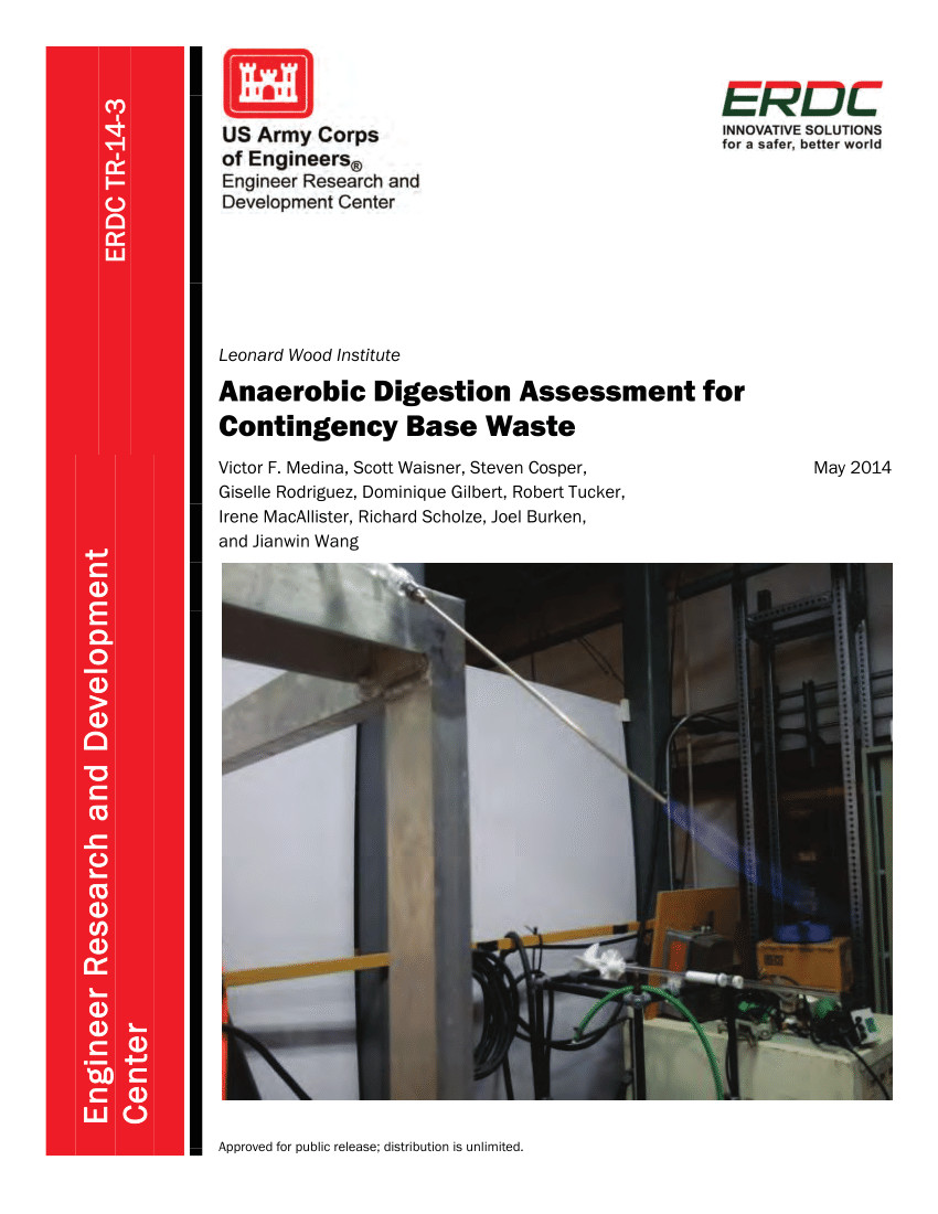 pdf military solid and hazardous waste assessment of issues at military facilities and base camps