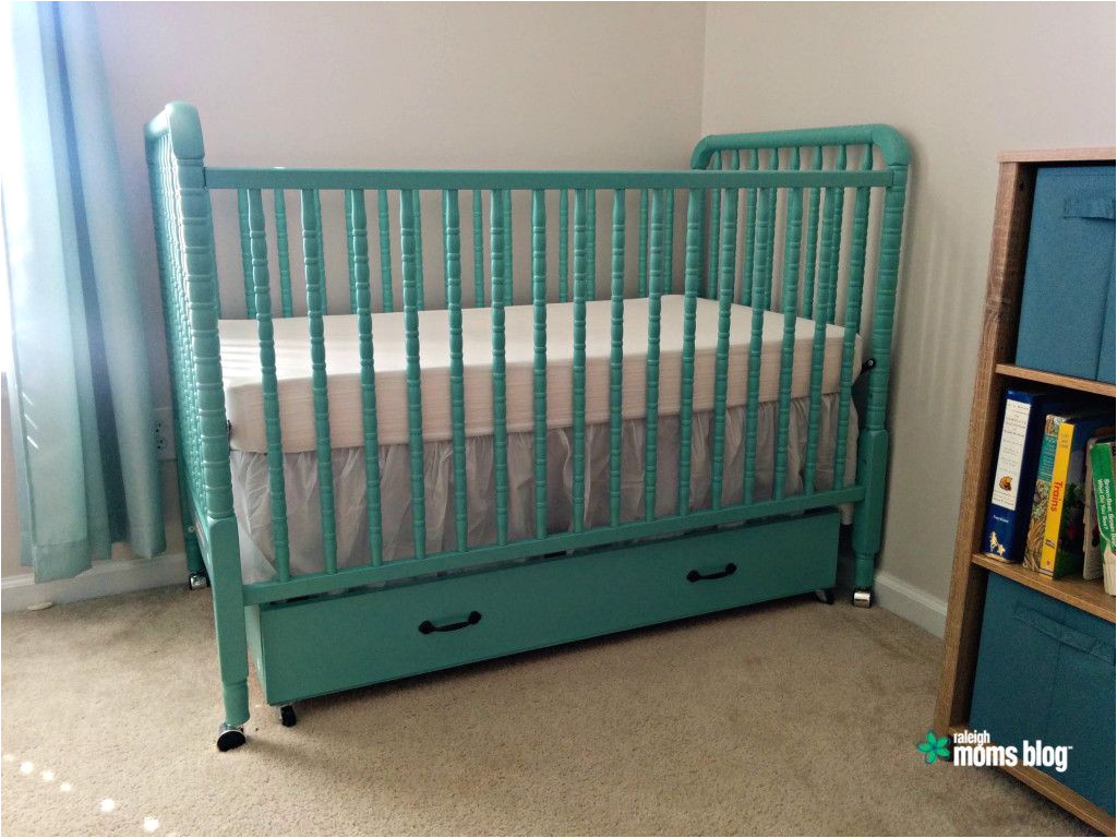 jenny s diy trundle drawer is easy to make and conveniently slides under the crib downloadable plans included