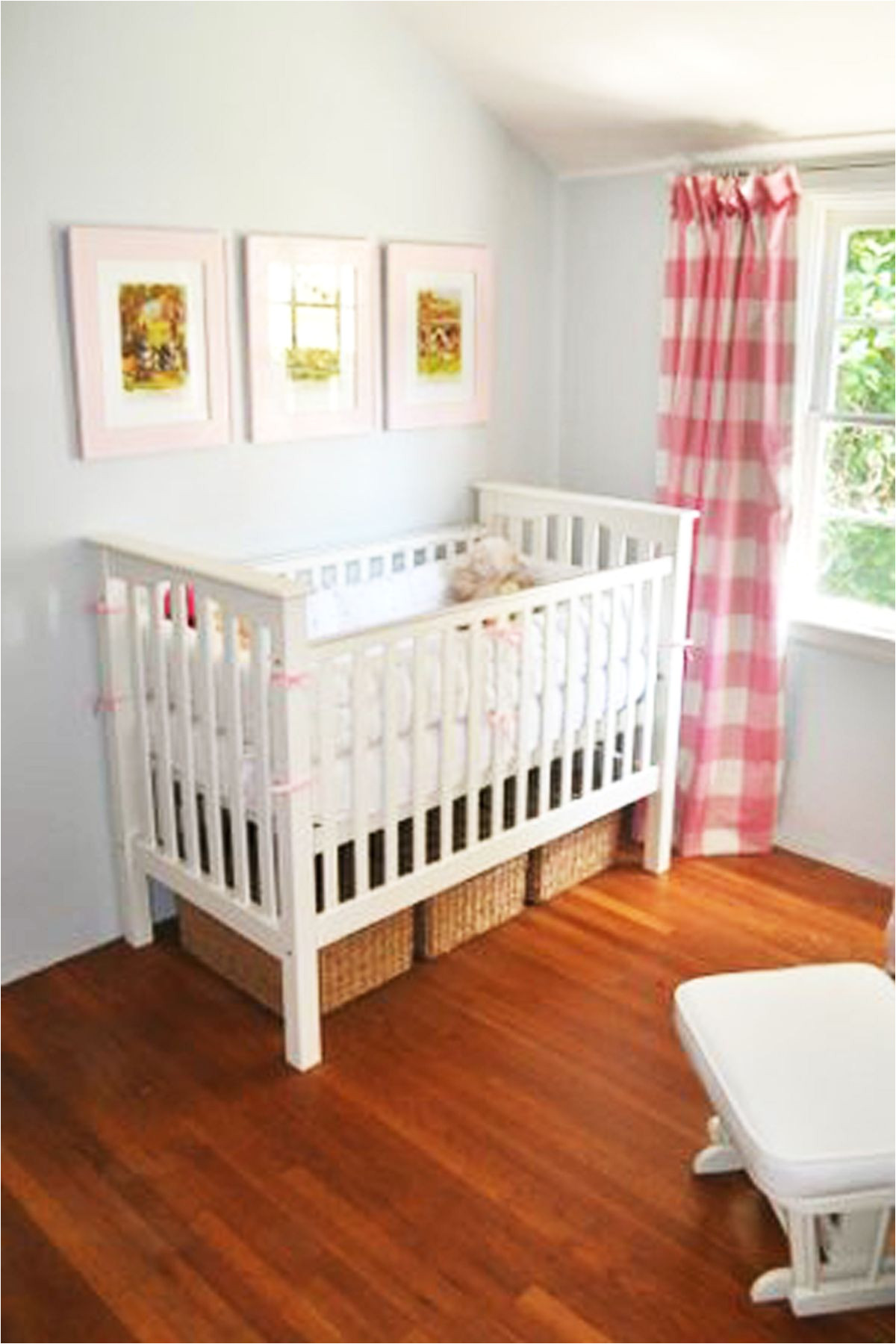 Crib With Storage Drawer Underneath Adinaporter
