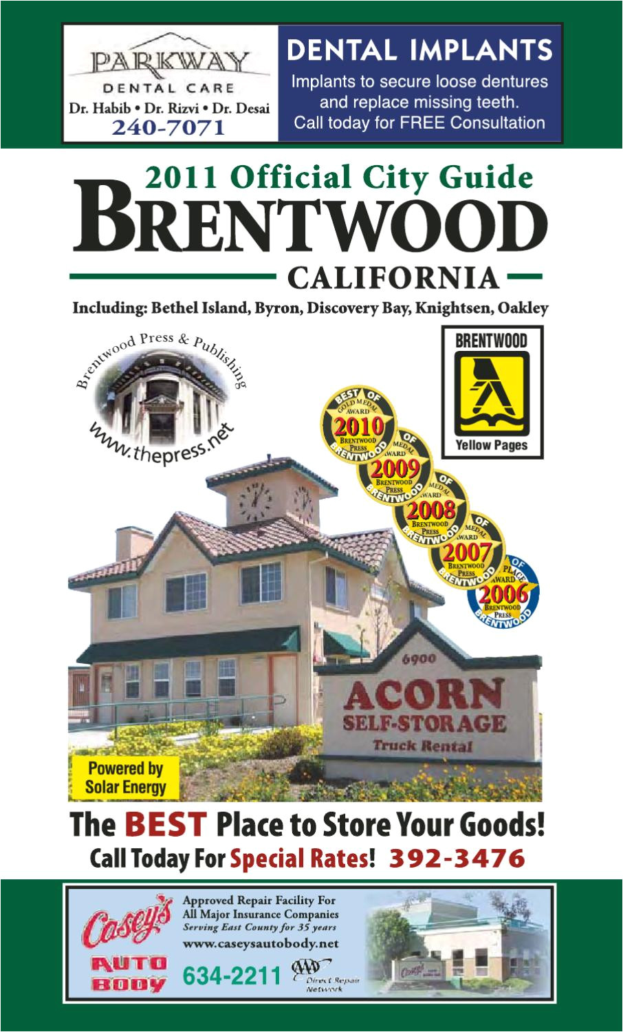Critter Getter Pest Control Mesa Az Brentwood Official City Guide Business Directory 2011 2012 by