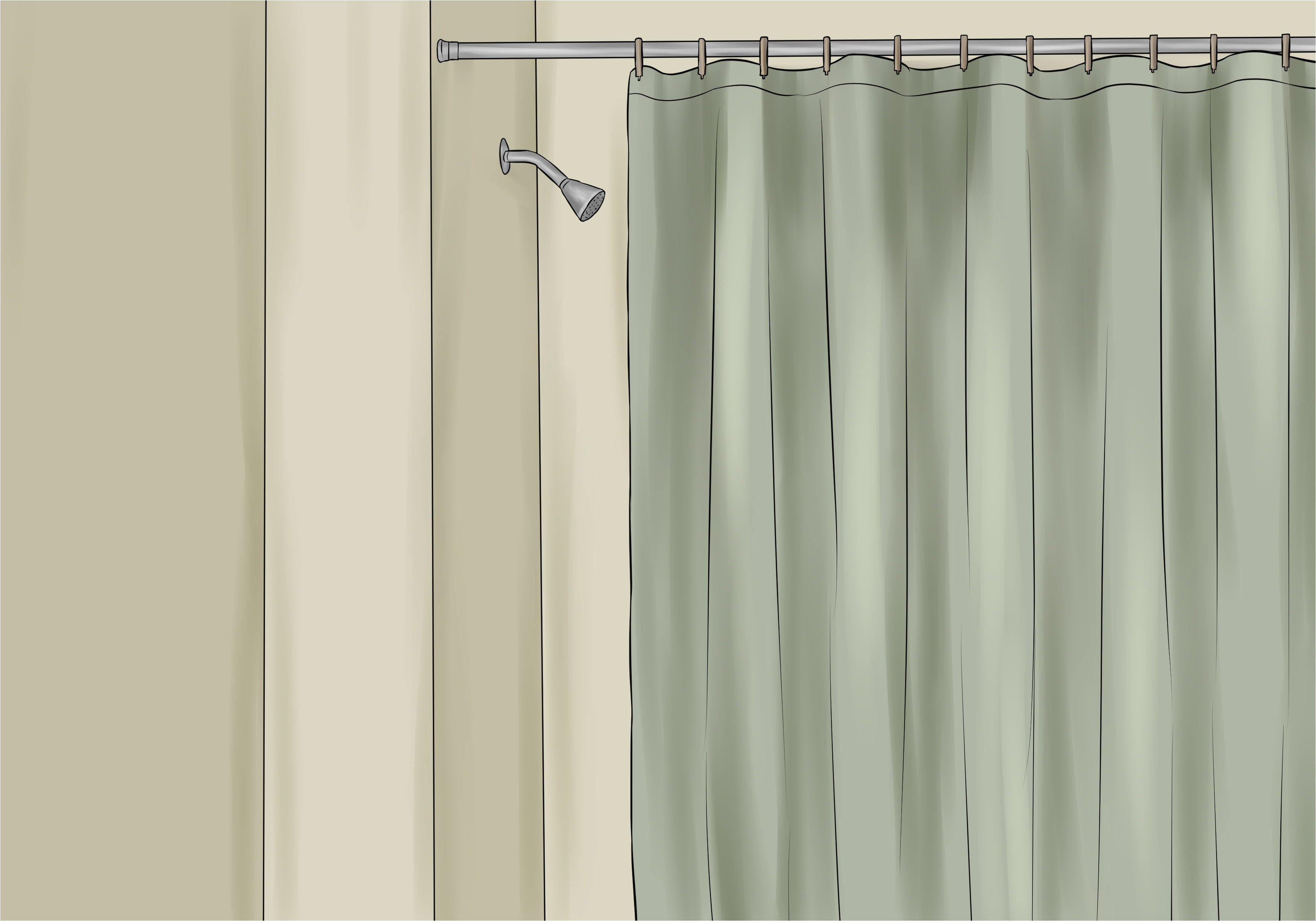 install a shower curtain step 15 jpg