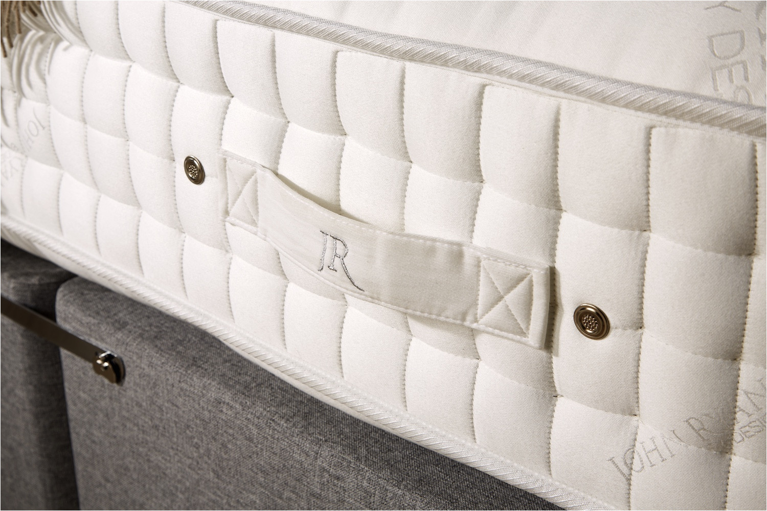upholstery is the main area that gives a mattress either a soft medium or firm feel not the spring unit