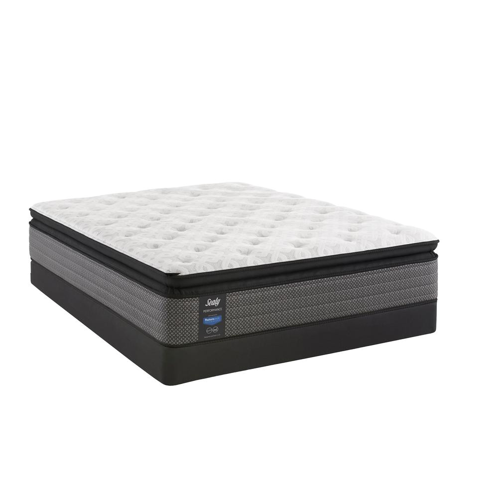 king cushion firm euro pillowtop mattress with