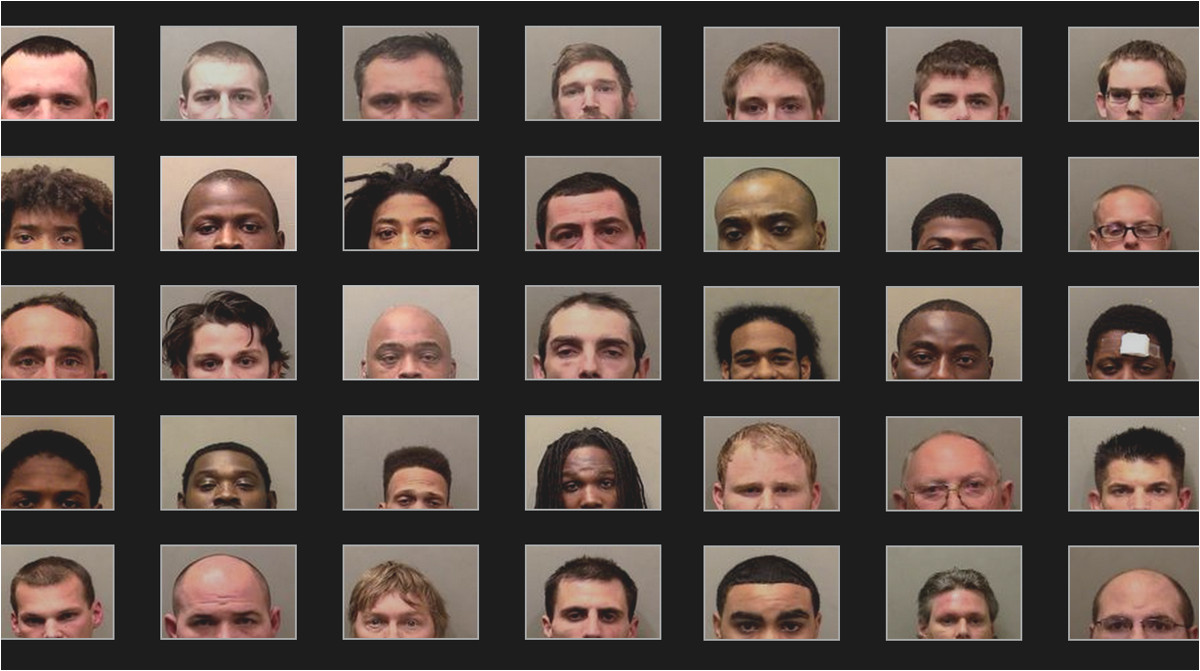 photos from the mclean county jail local crime courts pantagraph com