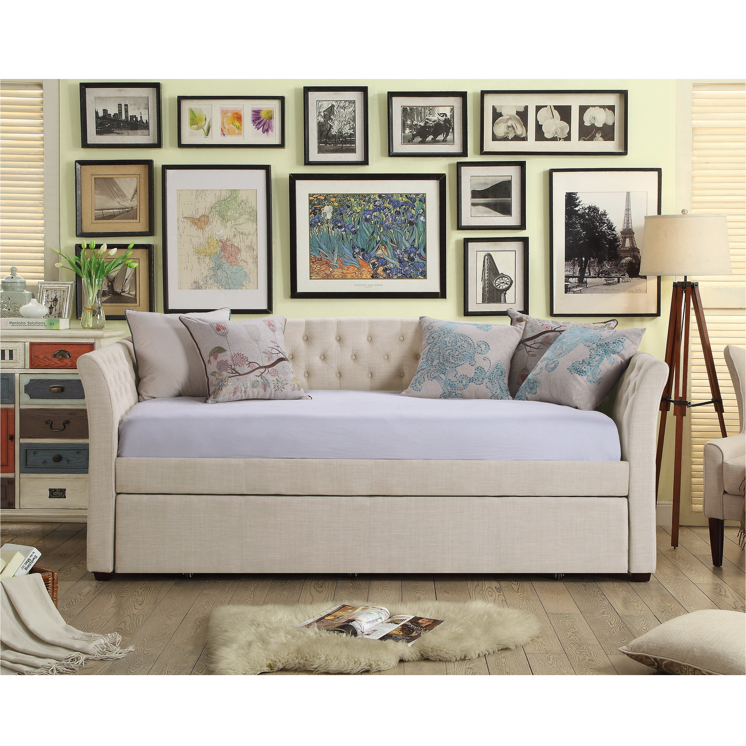 milligan twin daybed with trundle jpg