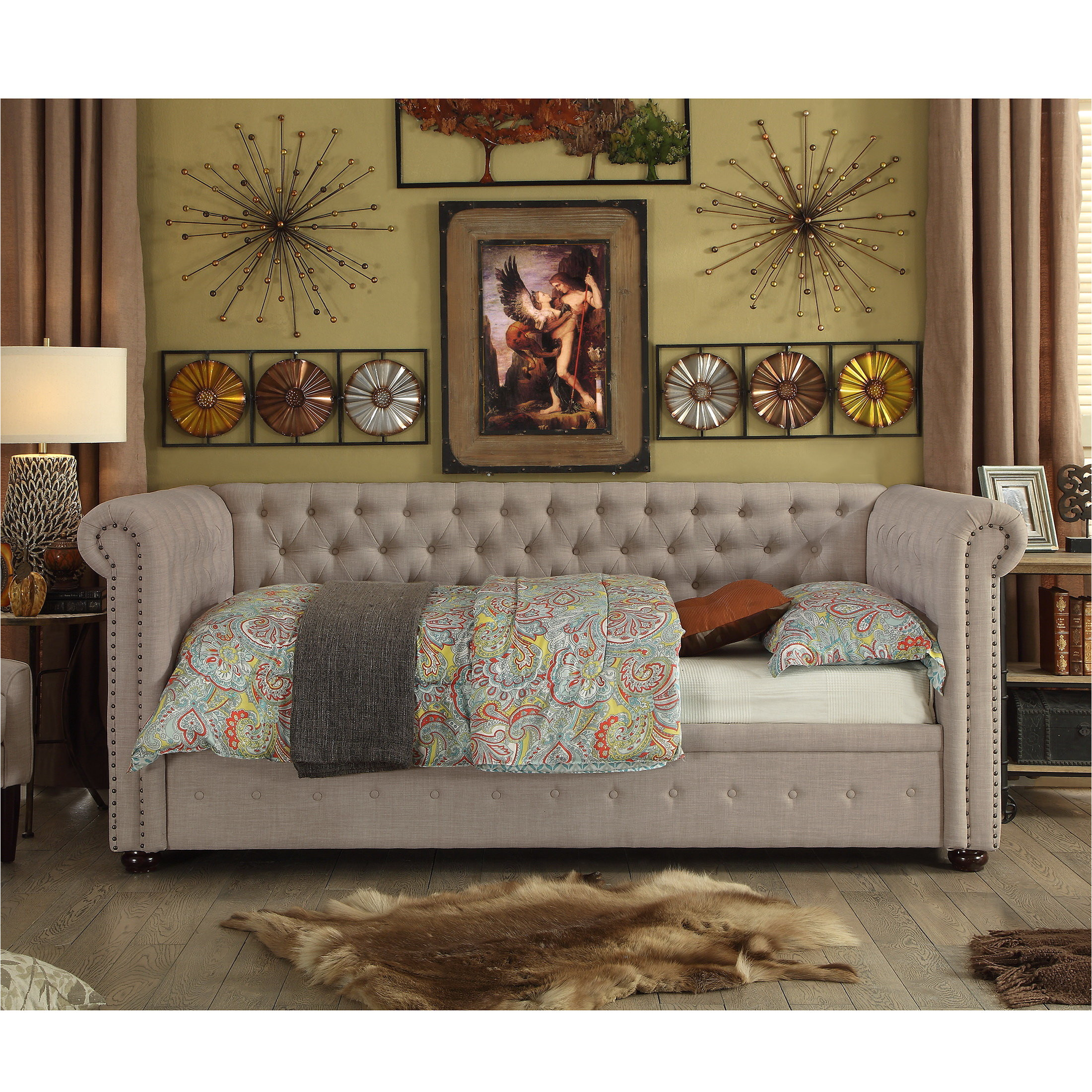 dolson twin size tufted daybed jpg