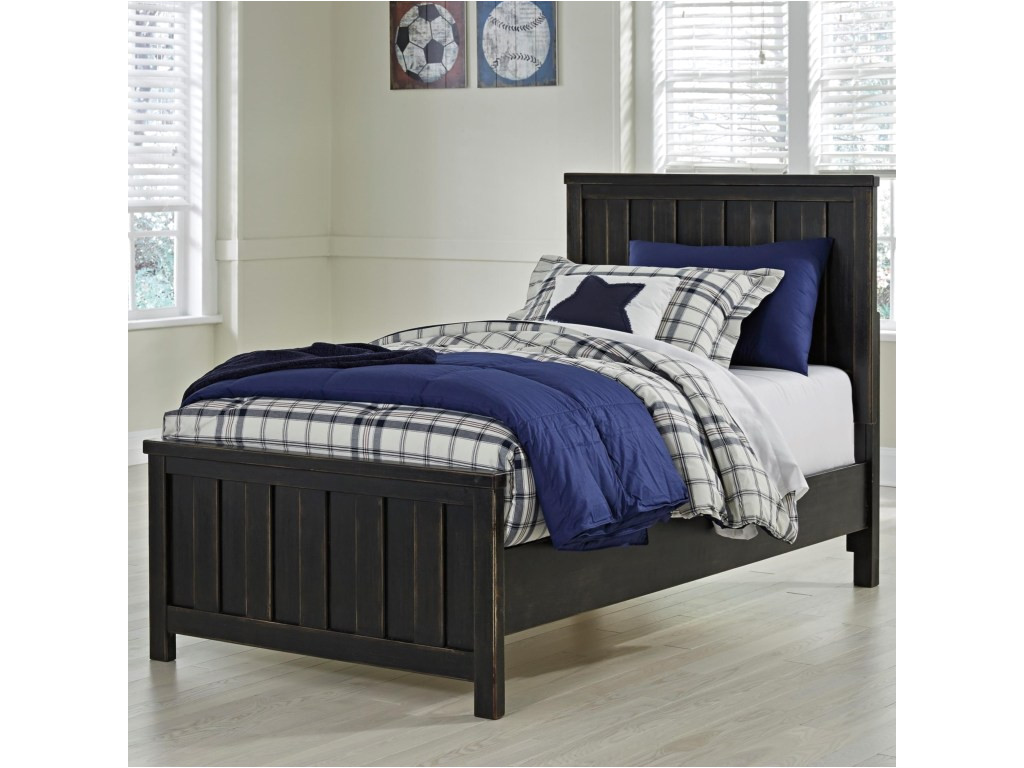 signature design by ashley jaysomtwin panel bed