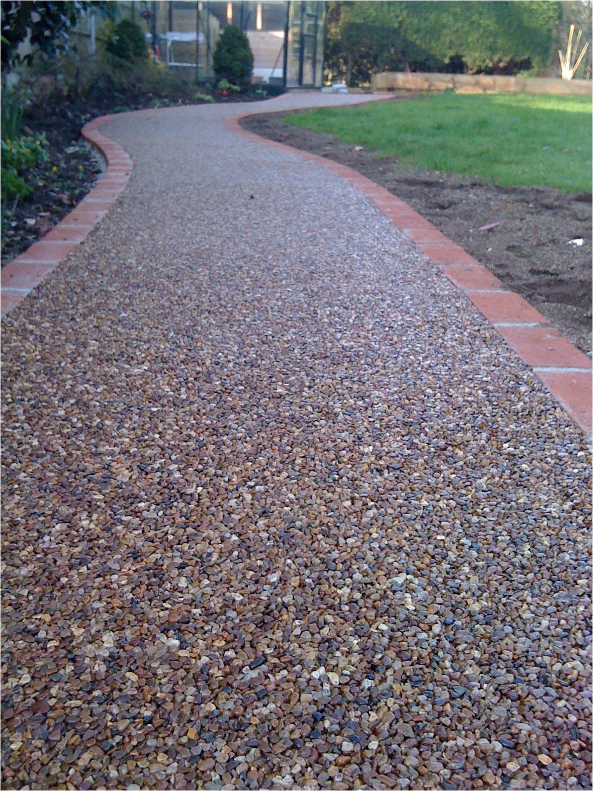 resin bound gravel surfacing the look and benefits are fantastic more