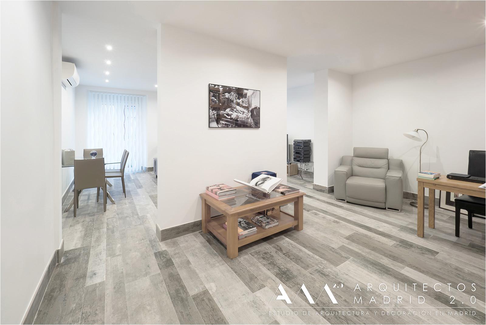 casa de dise o minimalista en madrid casas modernas con casas de un piso e ideas