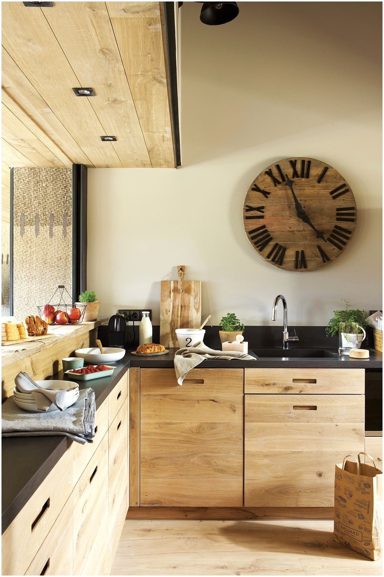 Decoracion de cocinas peque as sencillas y economicas for Decoracion de cocinas sencillas y economicas