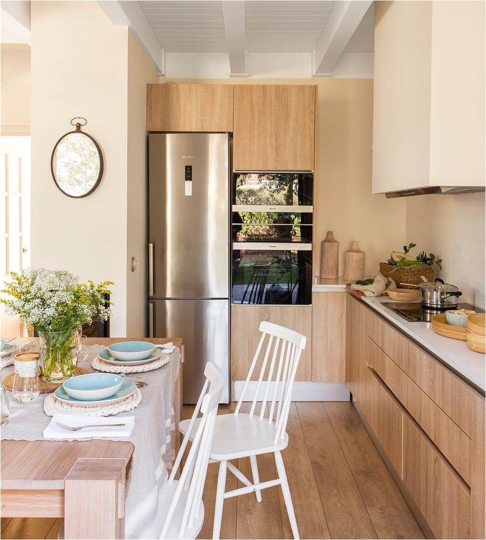 excellent cocinas peque as en l c mo para exprimir cocinas en l with cocinas en l modernas