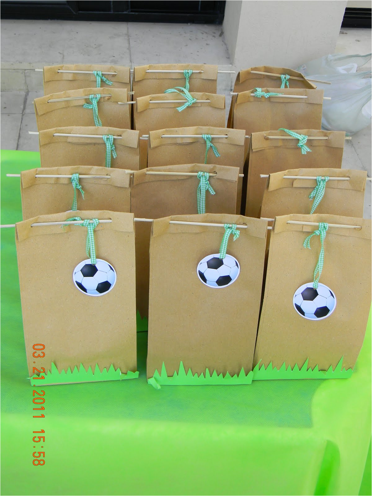 cumples tematicos mesa tematica futbol for mesa jugador de futbol