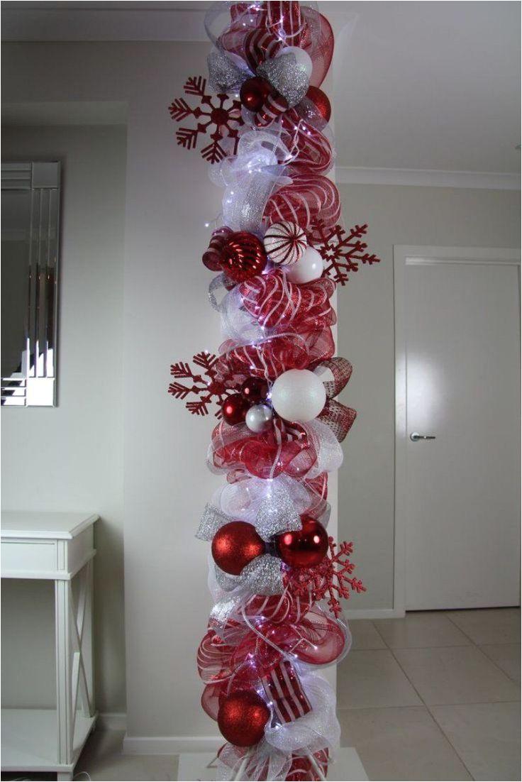decoracia n de navidad para casas pequea as