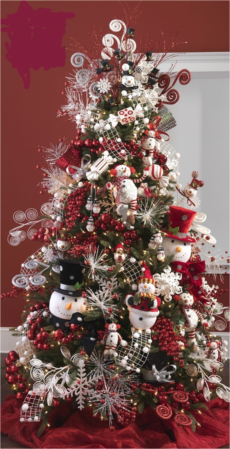 decorate your christmas tree with special themes
