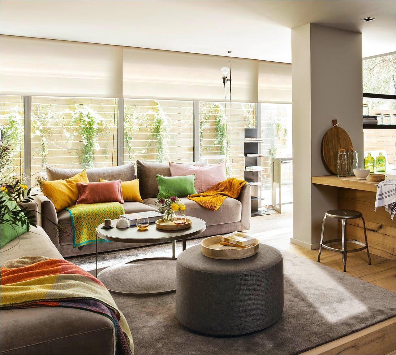 Decoracion Salas Comedores Espacios Pequeños Decoracin De Interiores Para Espacios Pequeos Muebles Funcionales