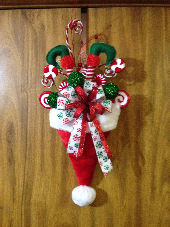 adornos de navidad para la puerta cool adorno para puerta with