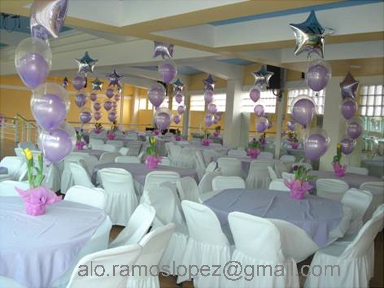 decoraciones xv aa os y boda centros de mesa