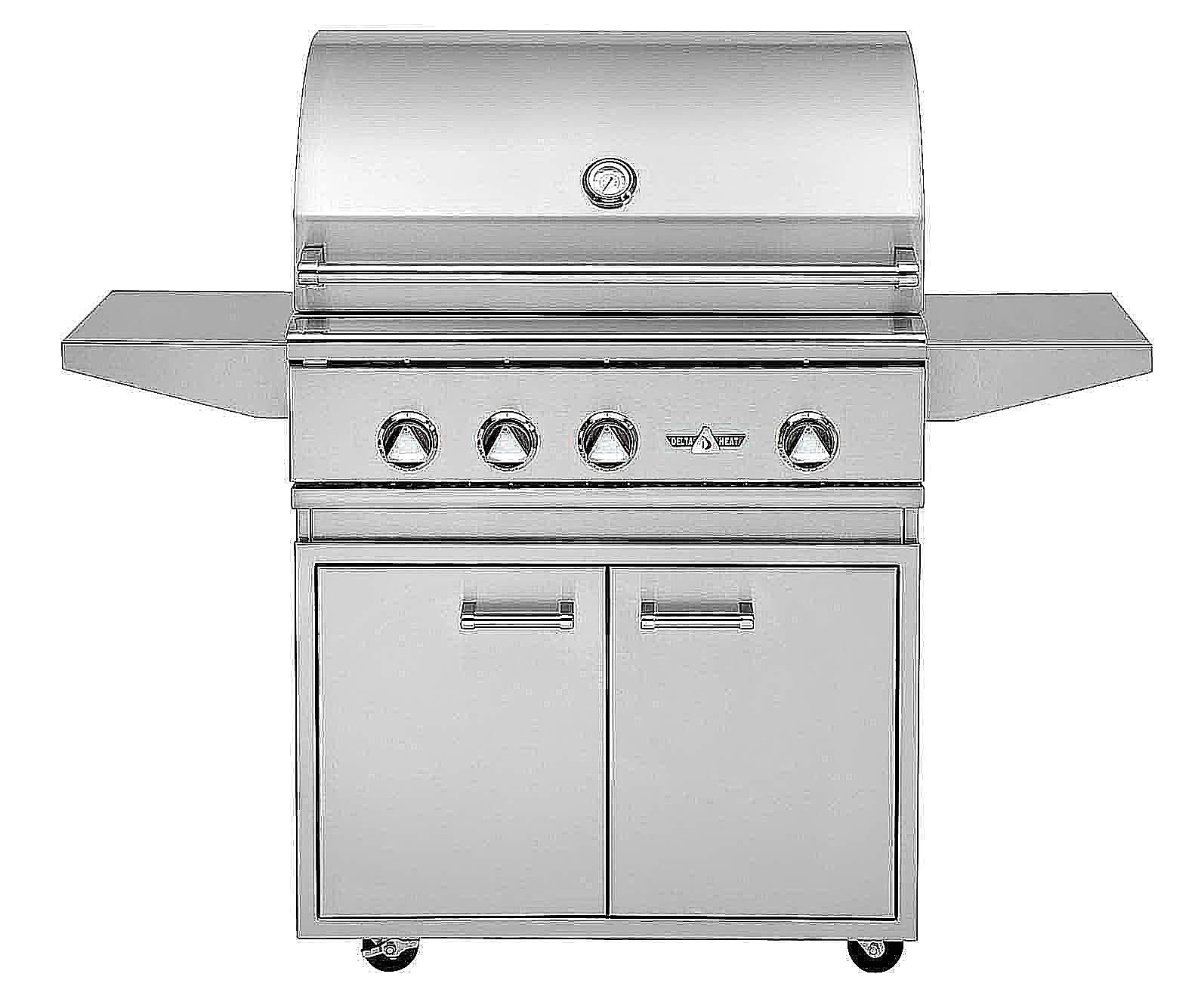 Delta Heat Grill Reviews the 10 Best Mid Range Gas Grills to Buy In 2019