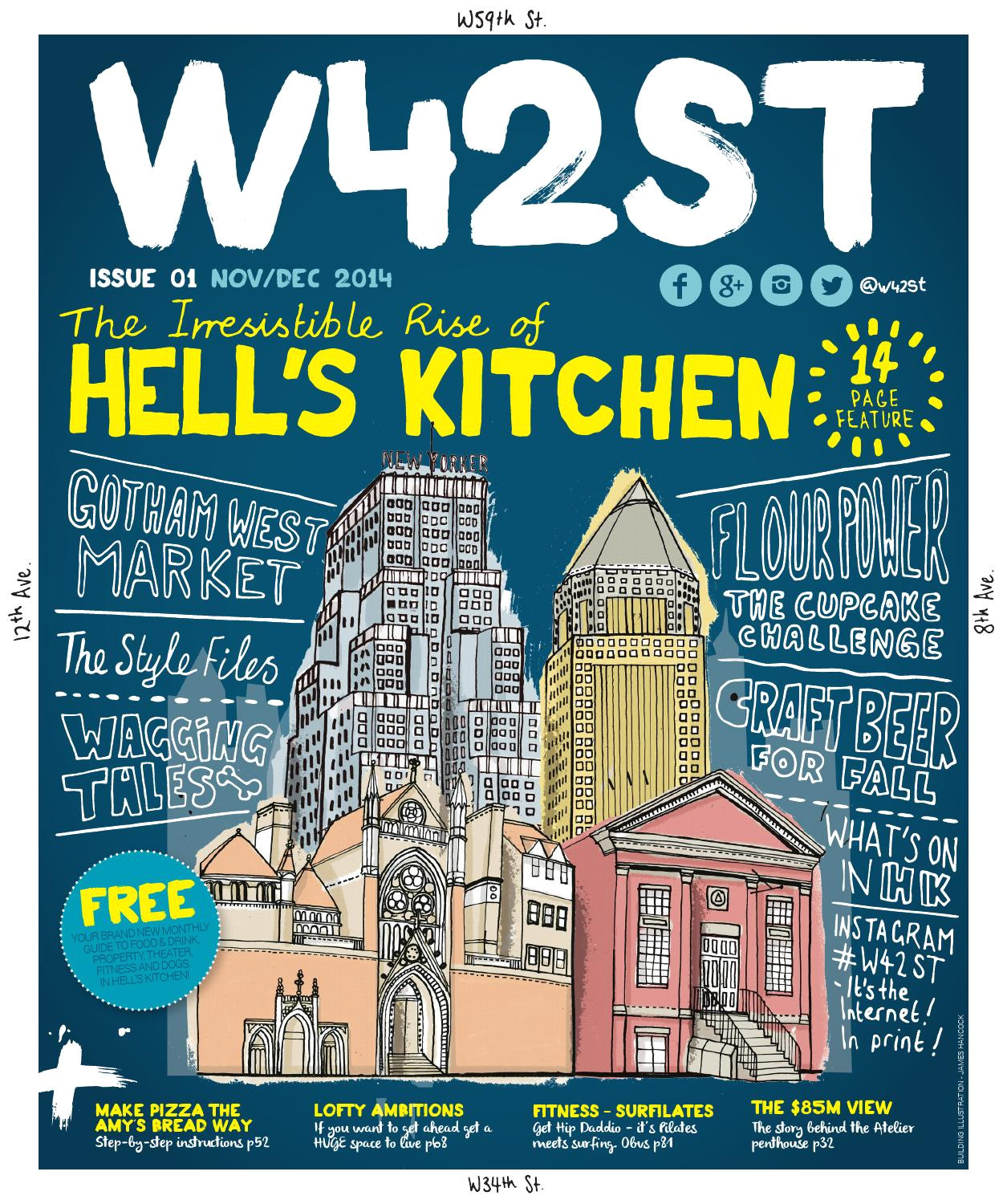 Diamond Brite Pool Finish Problems W42st Magazine issue 1 the Rise Of Hell S Kitchen by W42st