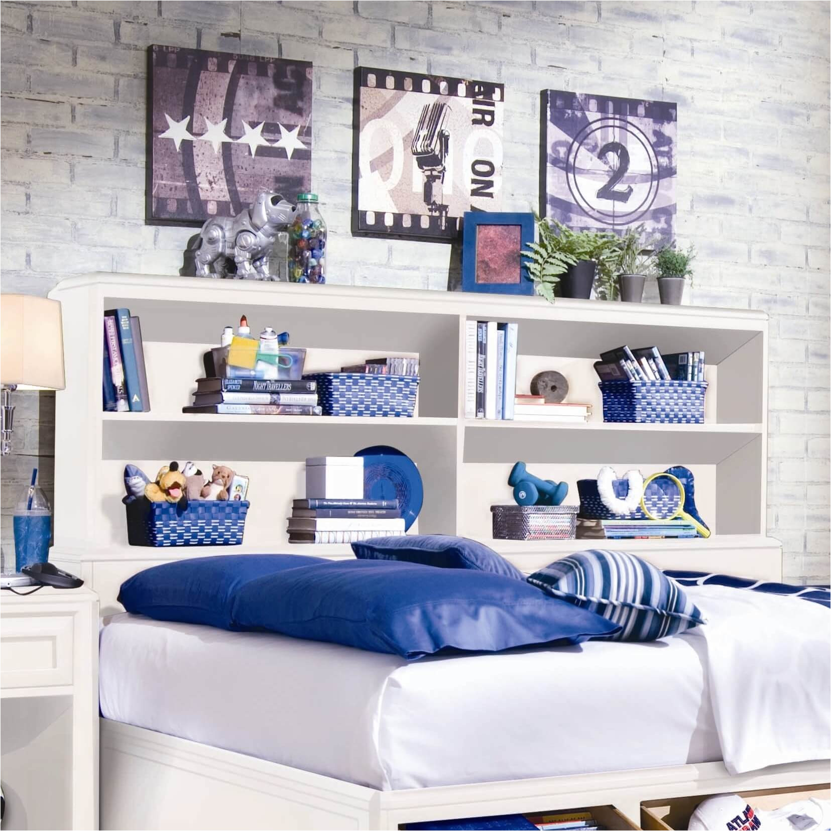 bookcase beds as indicated by the name encompass a bookcase usually into where