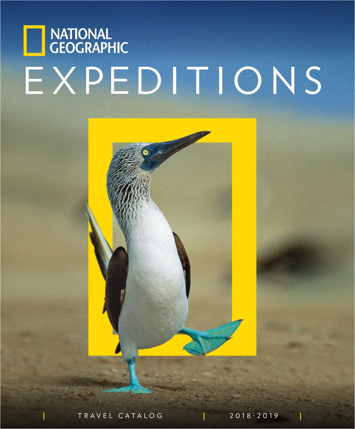 2018 2019 national geographic expeditions catalog by national geographic expeditions issuu