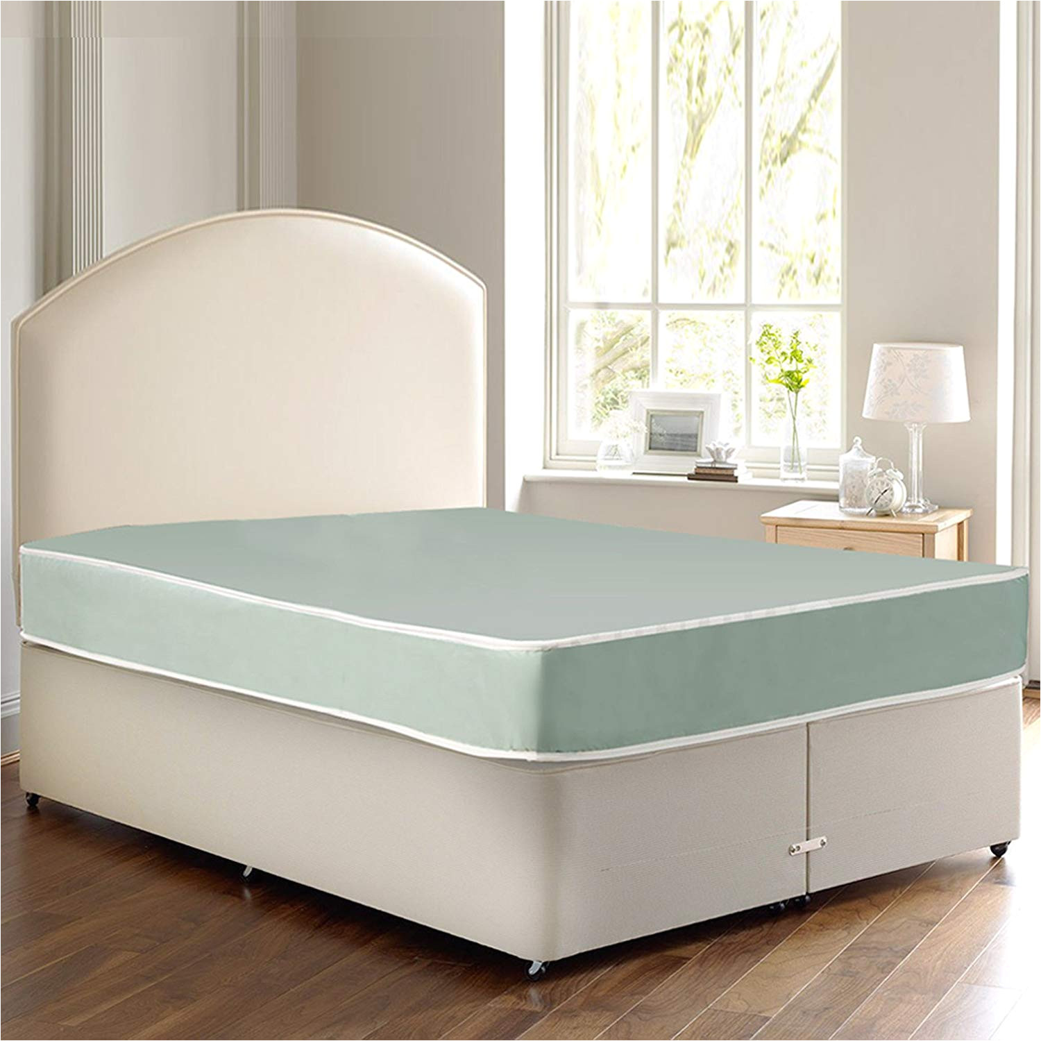 amazon com mattress comfort 102 3 3 1 firm mattress twin size kitchen dining