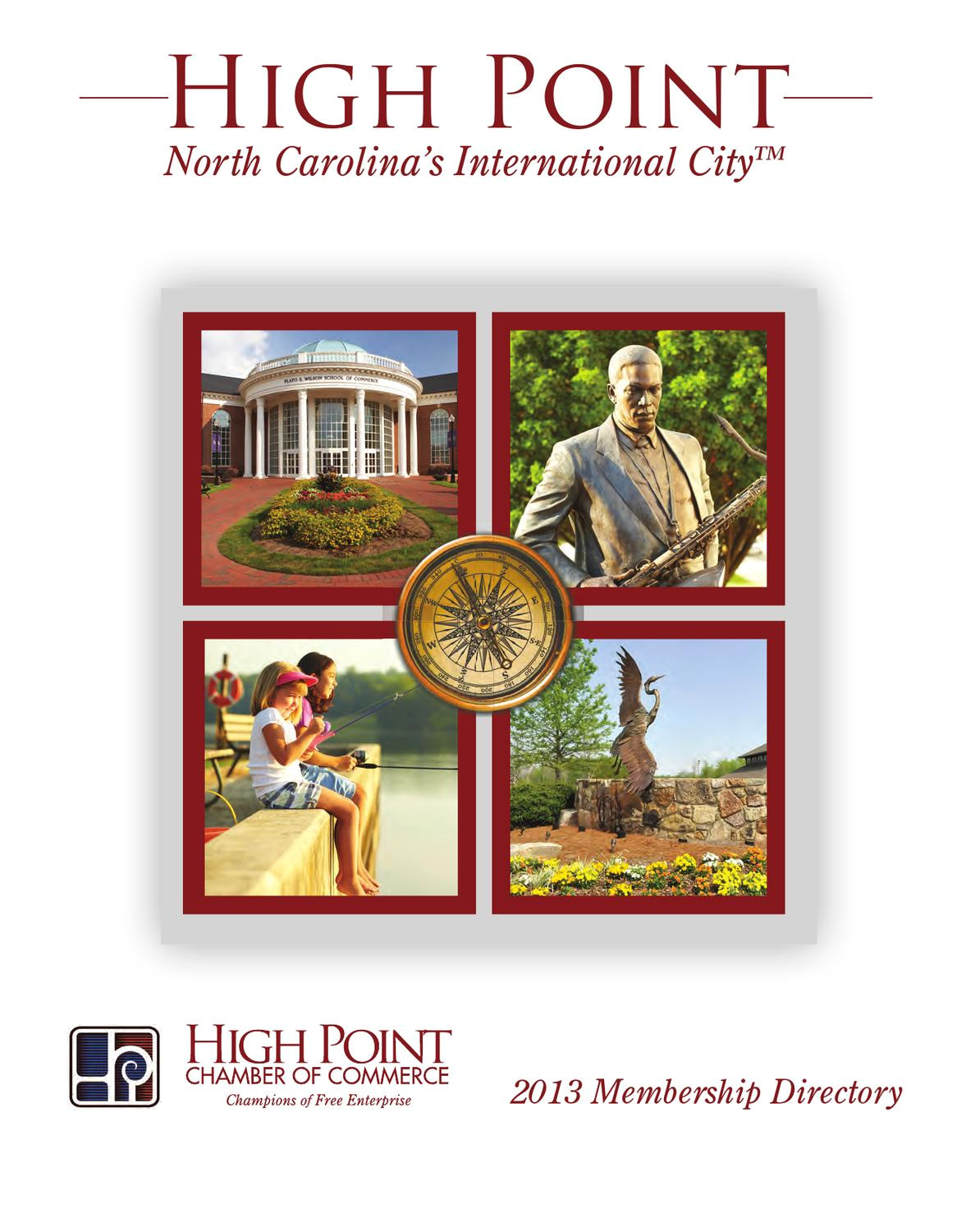 2013 high point chamber directory by high point chamber of commerce issuu