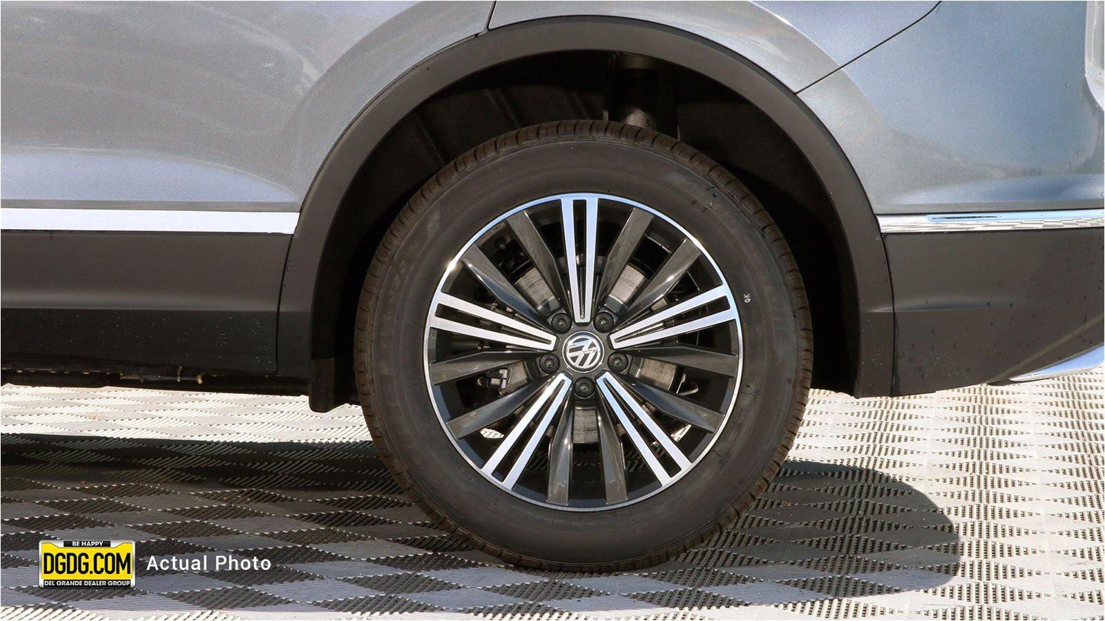 new 2018 volkswagen tiguan sel