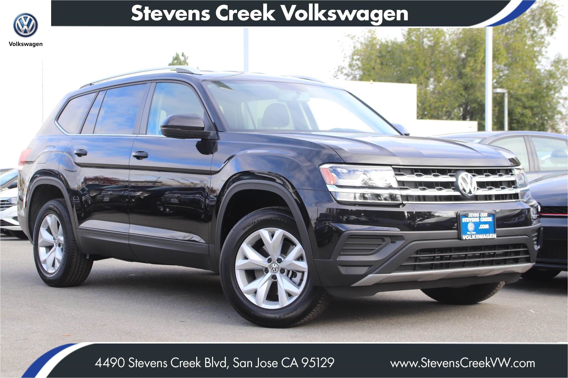 new 2018 volkswagen atlas 2 0t s
