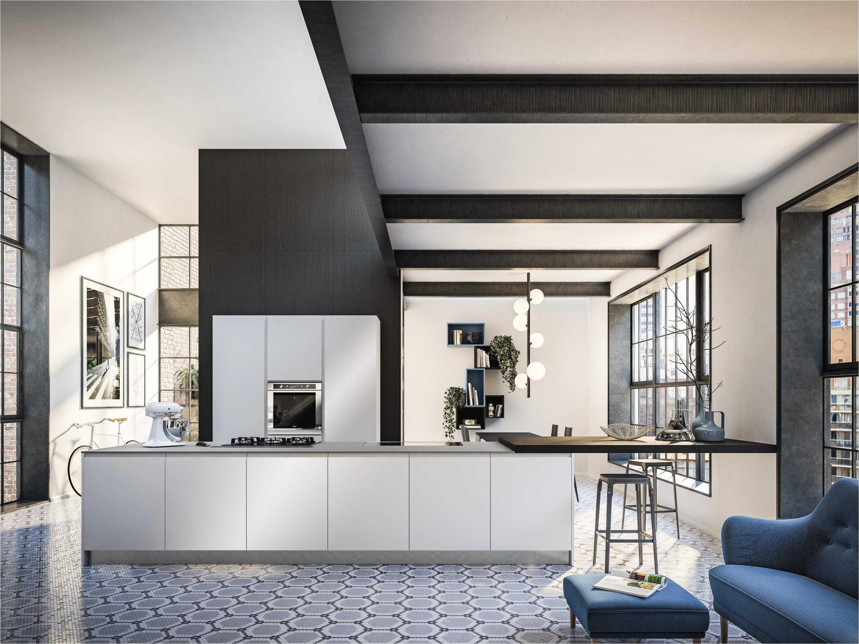 Dise os de cocinas peque as modernas y sencillas elegante for Disenos de cocinas pequenas y sencillas