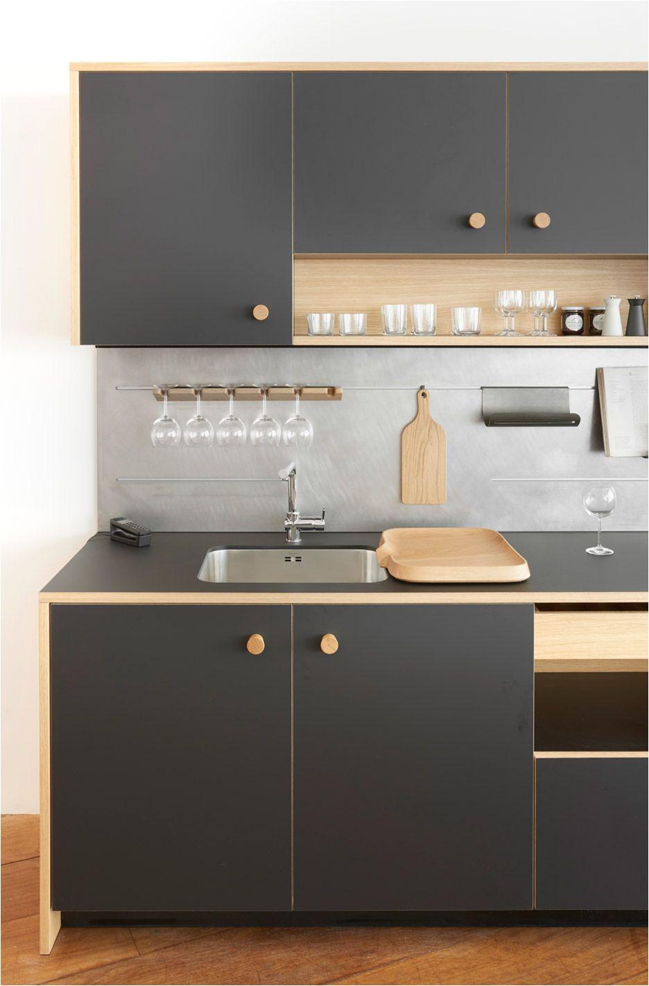 Dise os de cocinas peque as y sencillas con barra cocinas for Disenos de cocinas pequenas y sencillas