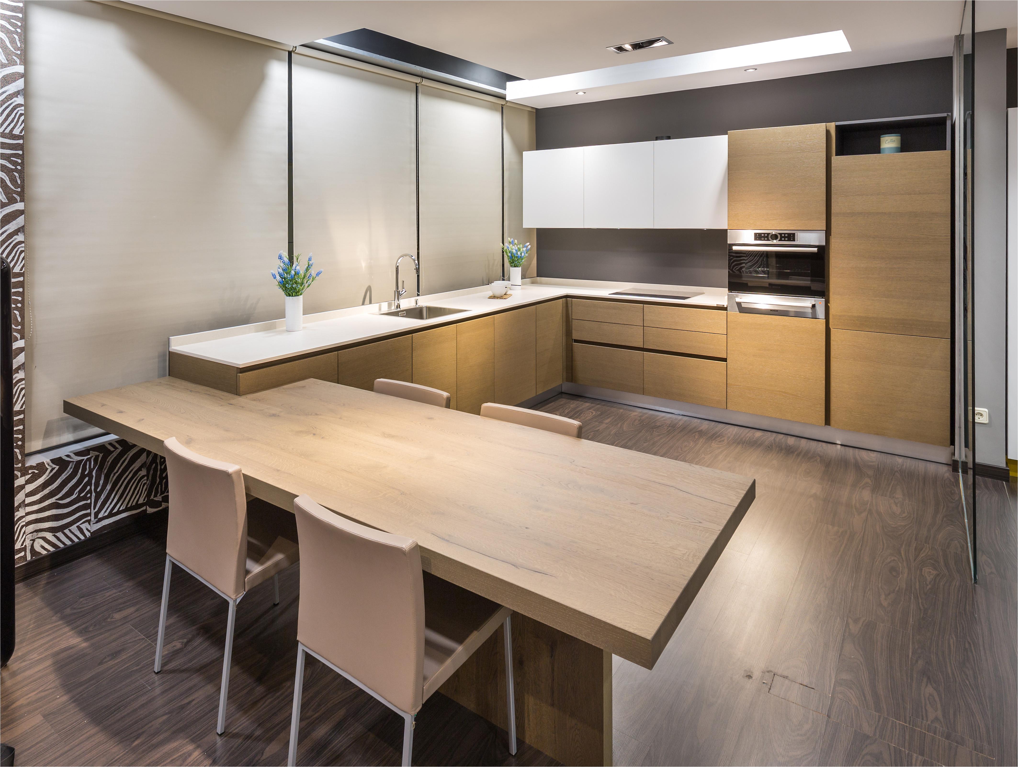 Diseños De Cocinas Pequeñas Y Sencillas Con Barra Https ...