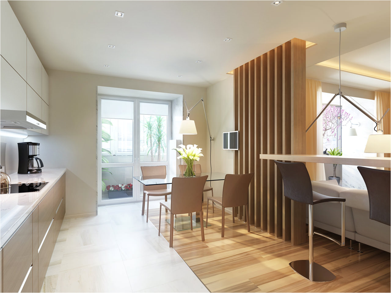 decoracion interiores modernos construye hogar diseno cocina comedor moderno con separador ambientes disec o decoracion sala with decoracin de interiores