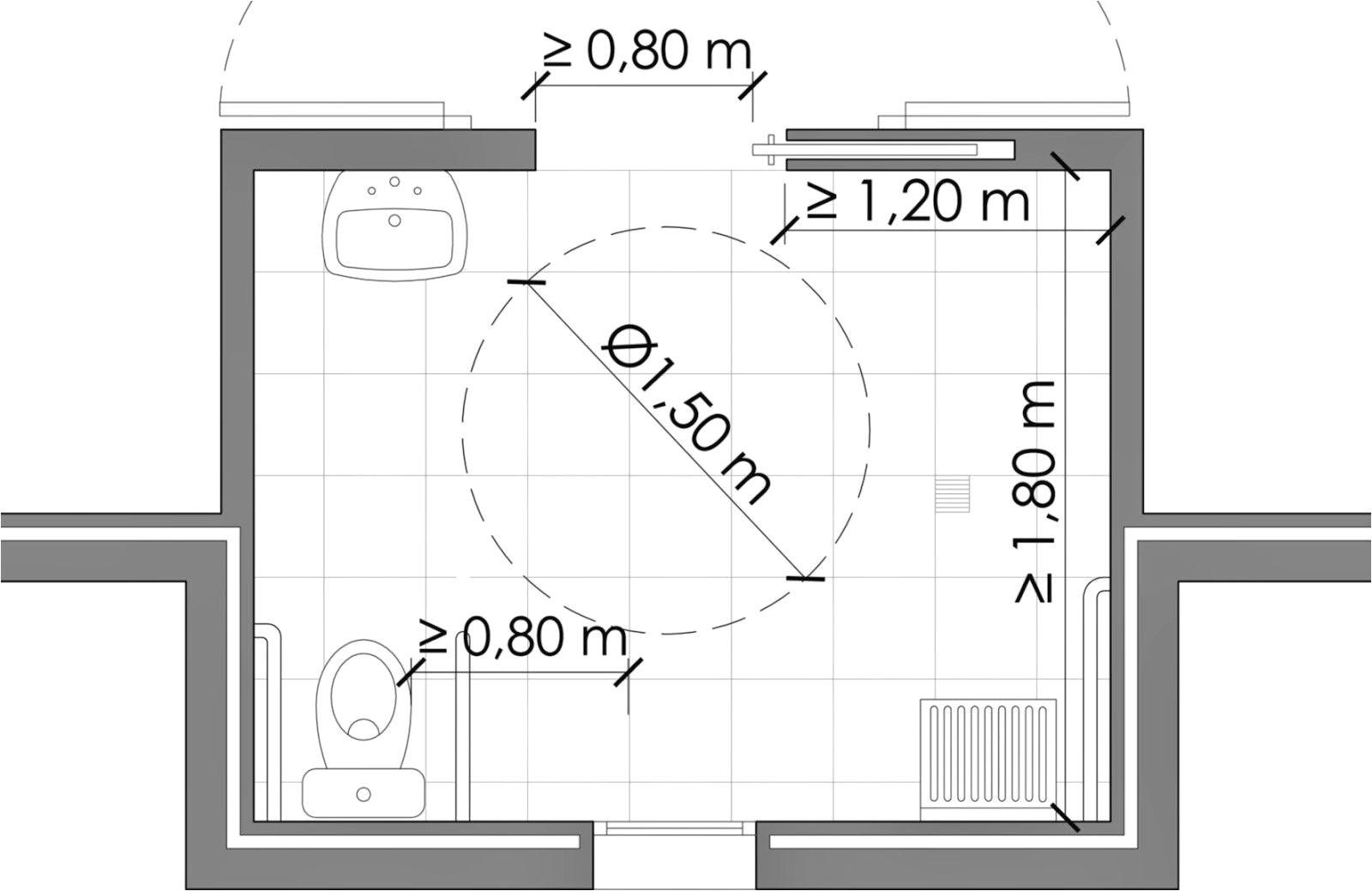 ideas para baa os pequea os impresionante fotografia imagen medidas de un bao publico
