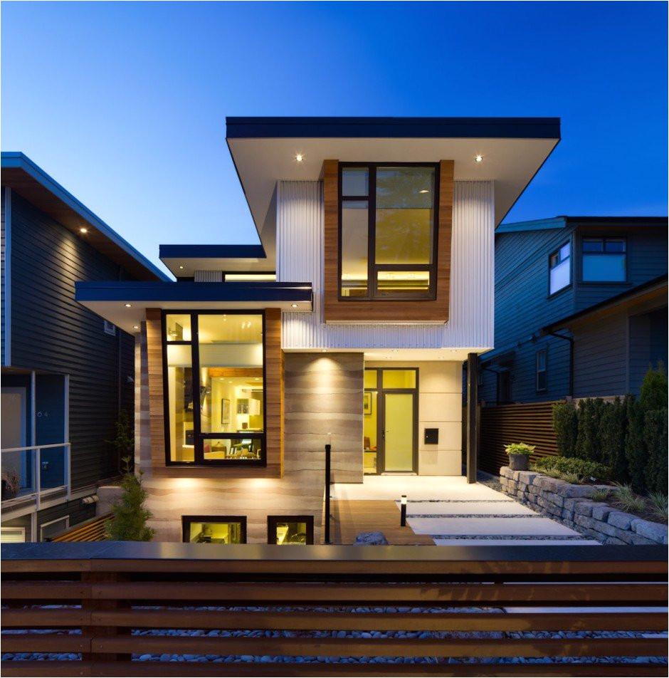 fachadas exteriores de casas and fachada de casa moderna de dos