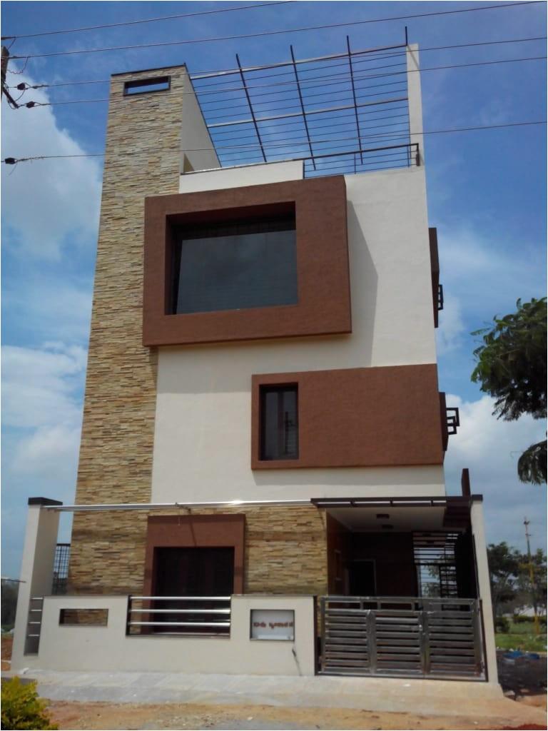 fachadas de casa un piso con idea dise o peque a os exteriores casas