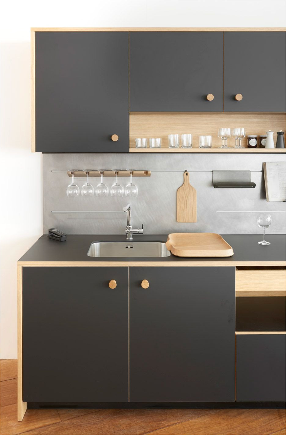 Stunning Diseños De Cocina Sencillas Gallery - Casas: Ideas ...