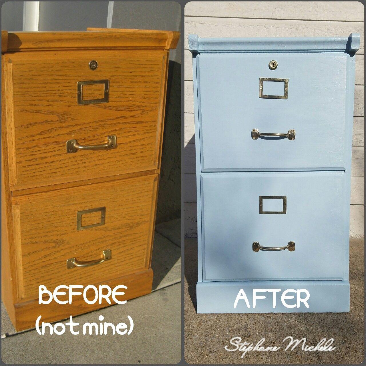 5 thrift store oak file cabinet makeover oak filecabinet furnituremakeover diy