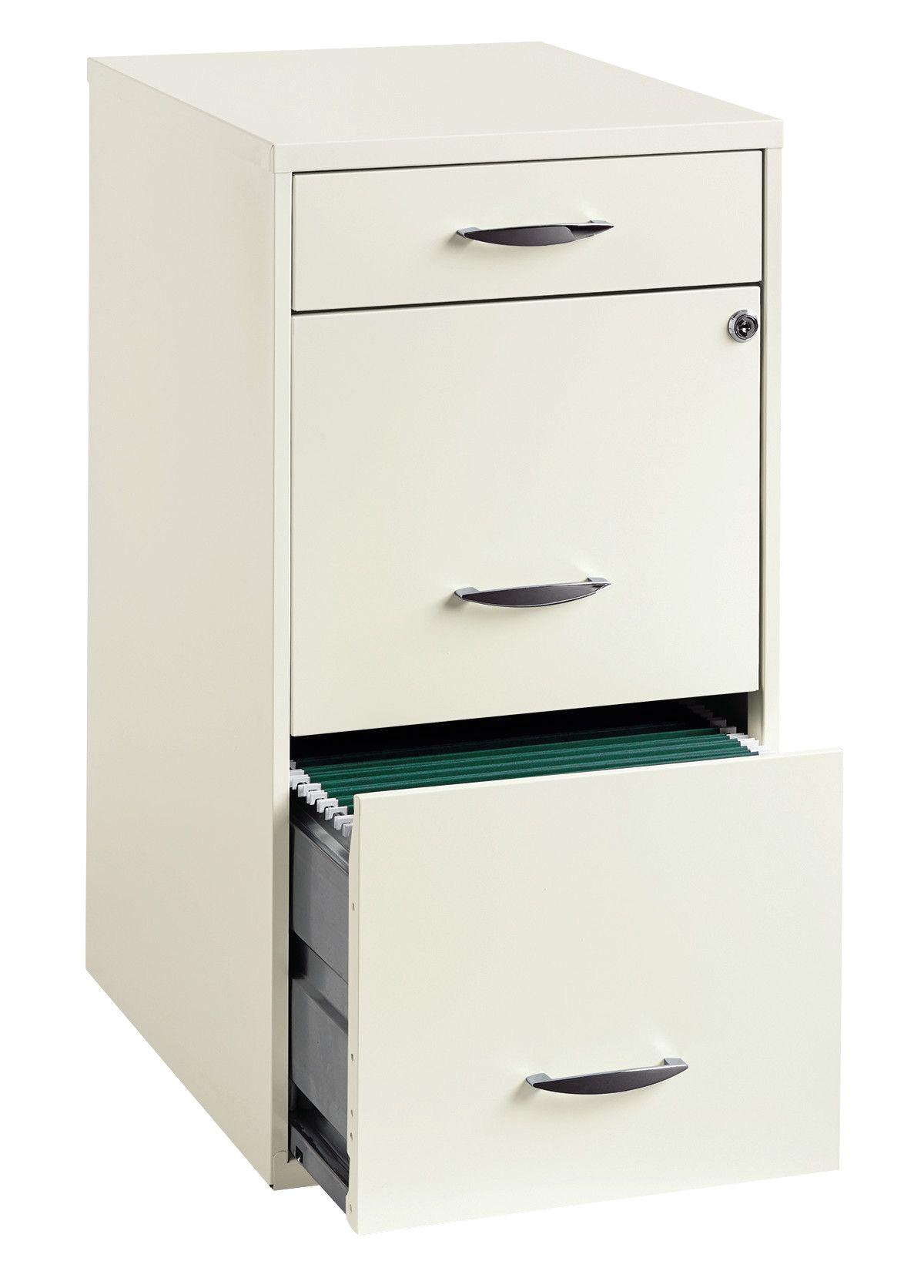 commclad steel 3 drawer filing cabinet reviews wayfair