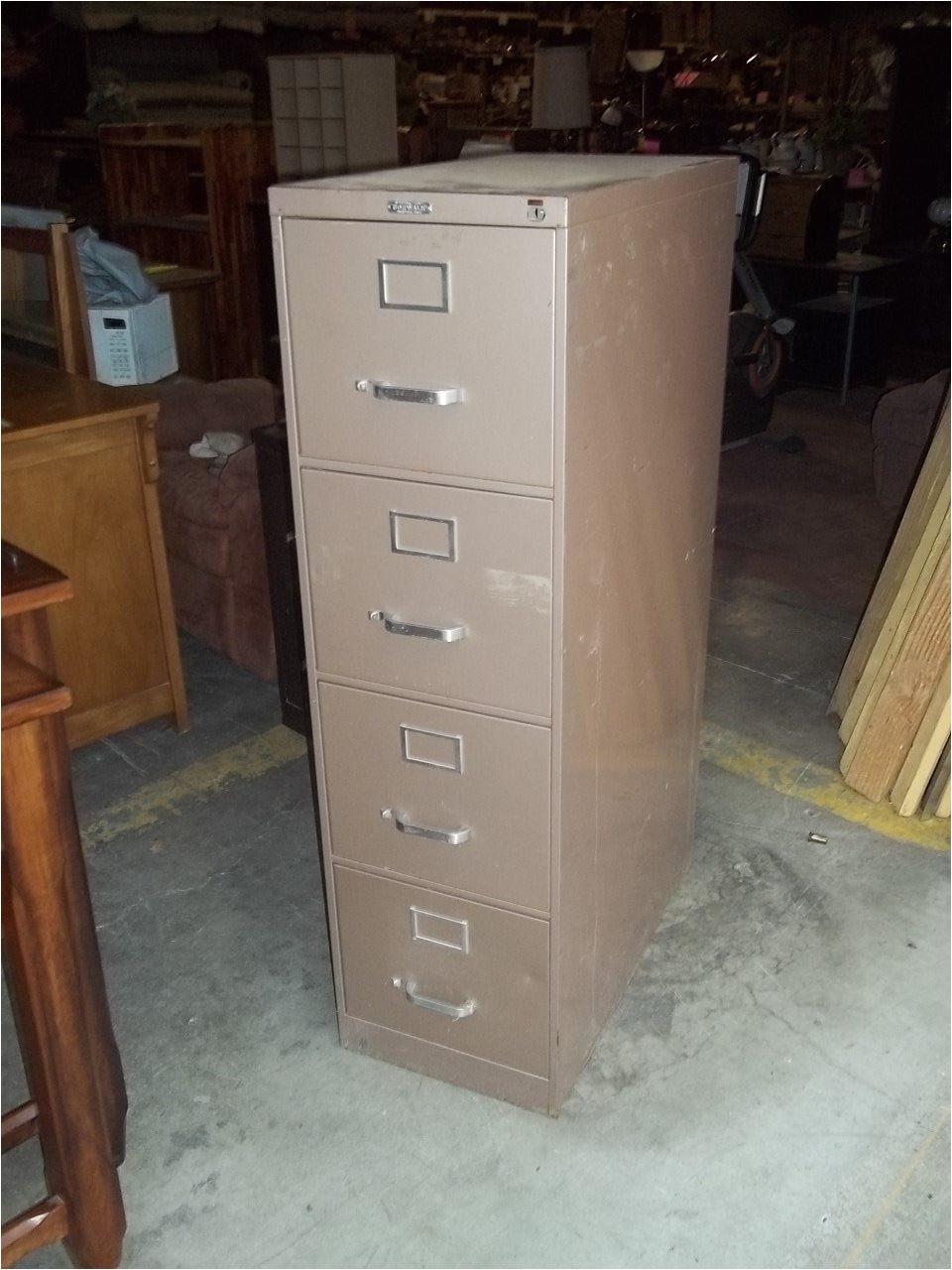 norwalk 4 drawer metal file cabinet 20391