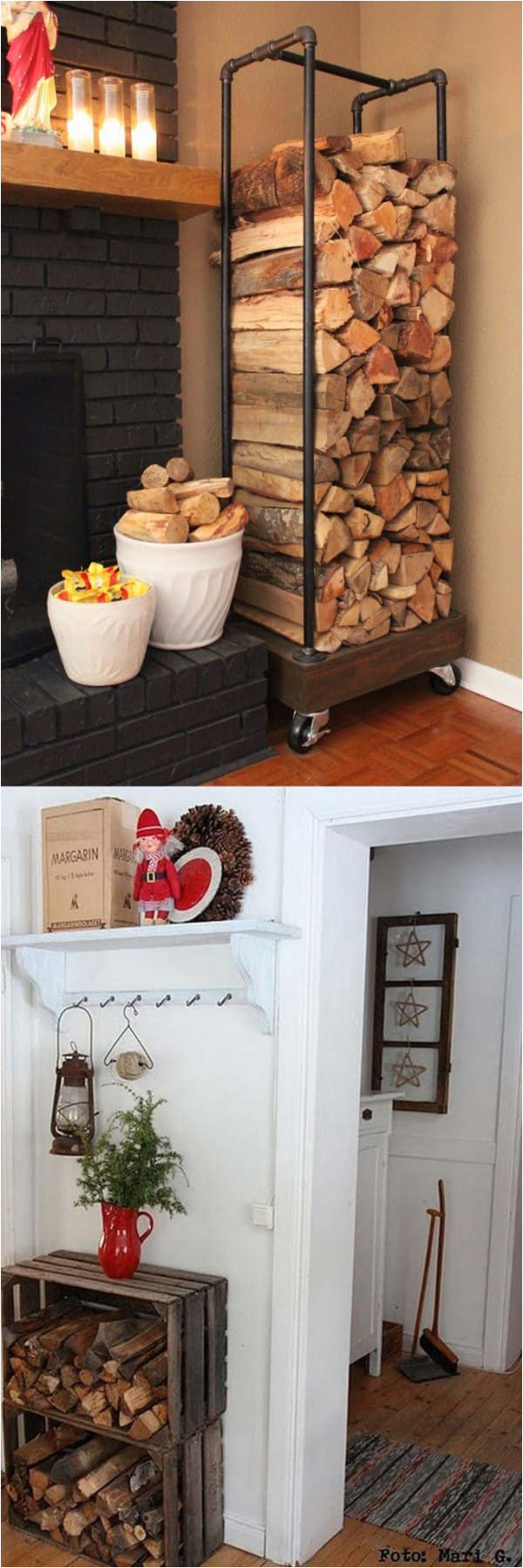 15 firewood rack storage ideas apieceofrainbow 7