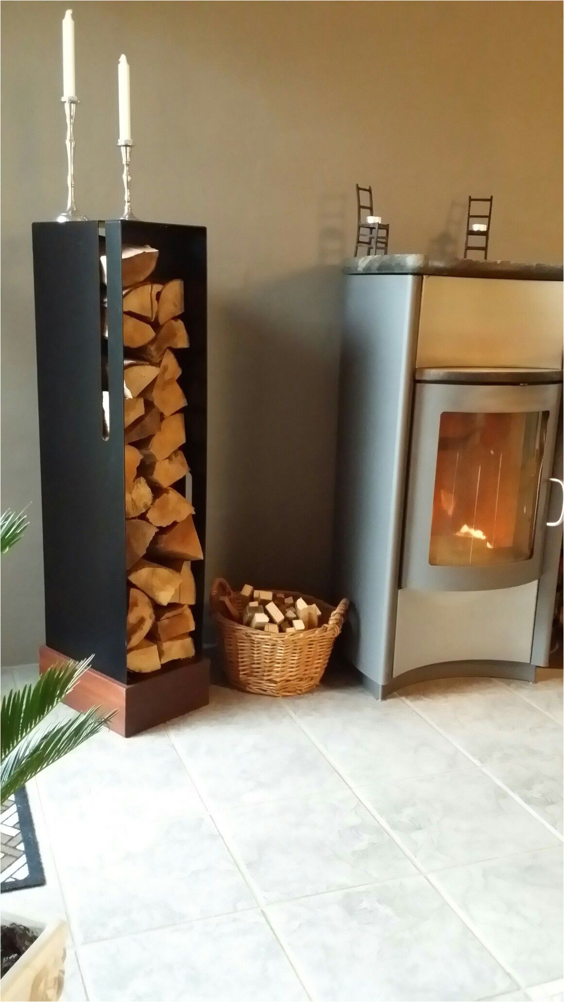 Diy Indoor Firewood Rack Captivating Fireplace Wood Holder and Firewood Storage Indoor Diy