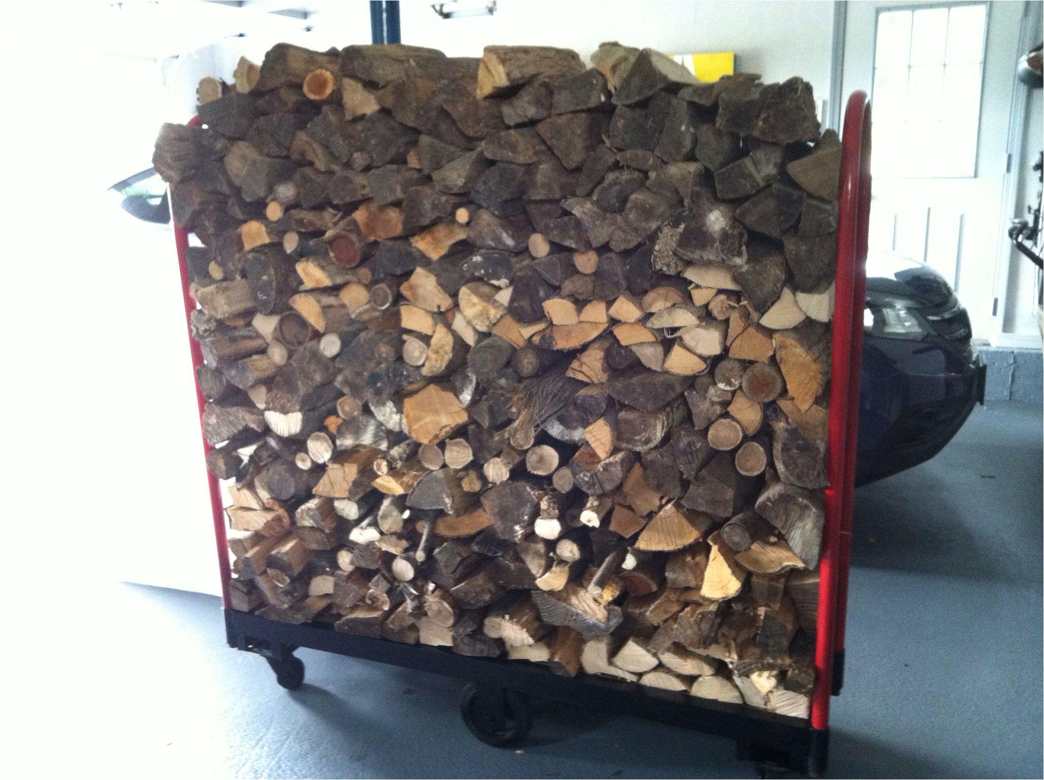 movable firewood storage firewood storage indoor firewood storage