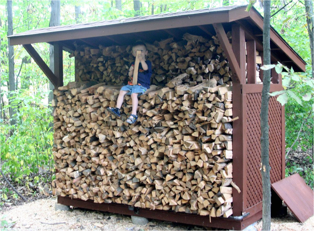 outdoor wood shed google search
