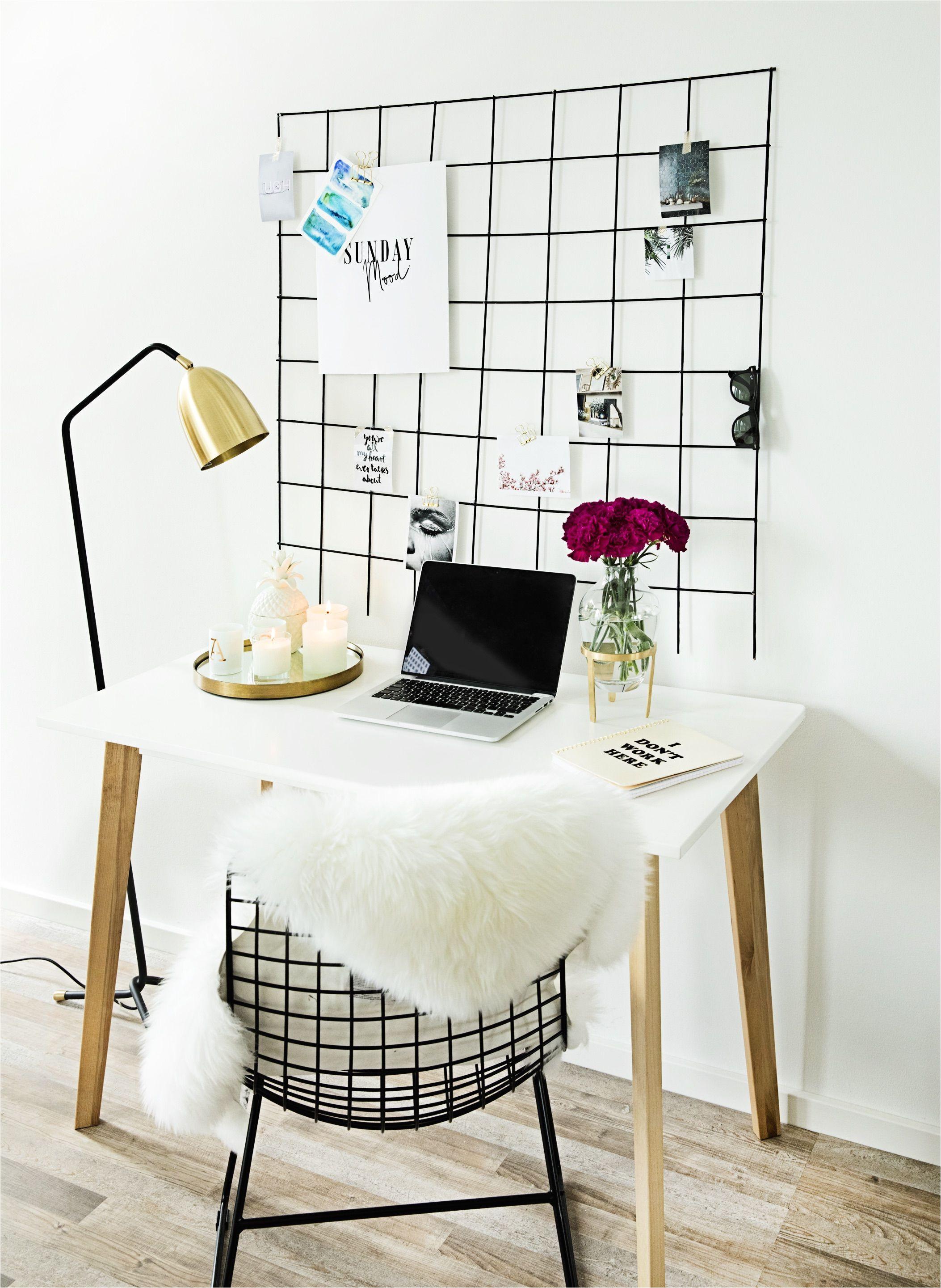 home office diy gitter pinnwande zum selber machen ganz einfach gitterstabe mit washi tape umwickeln im gitter muster ausrichten und zusammenkleben