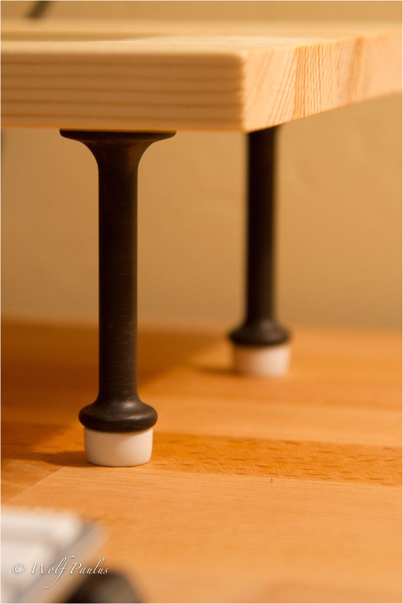 Diy Triple Monitor Stand Wood Practical Inexpensive Monitor Stand Inspiring Ideas Pinterest