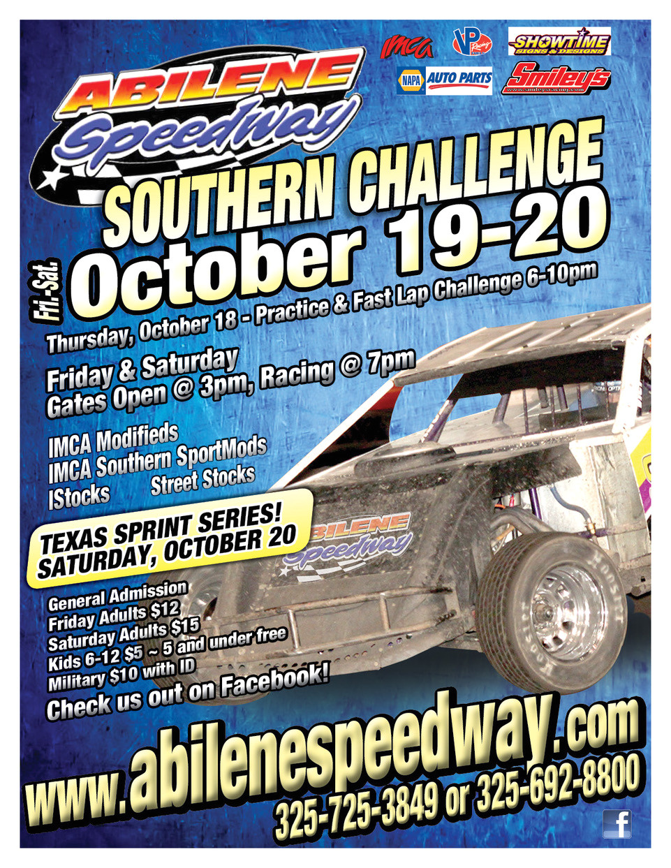 print the registration form below and send in to register for the 2018 southern challenge