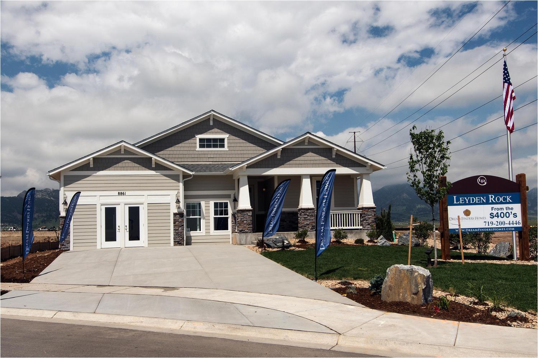 silverleaf 3000 new home plan in leyden rock by lennar