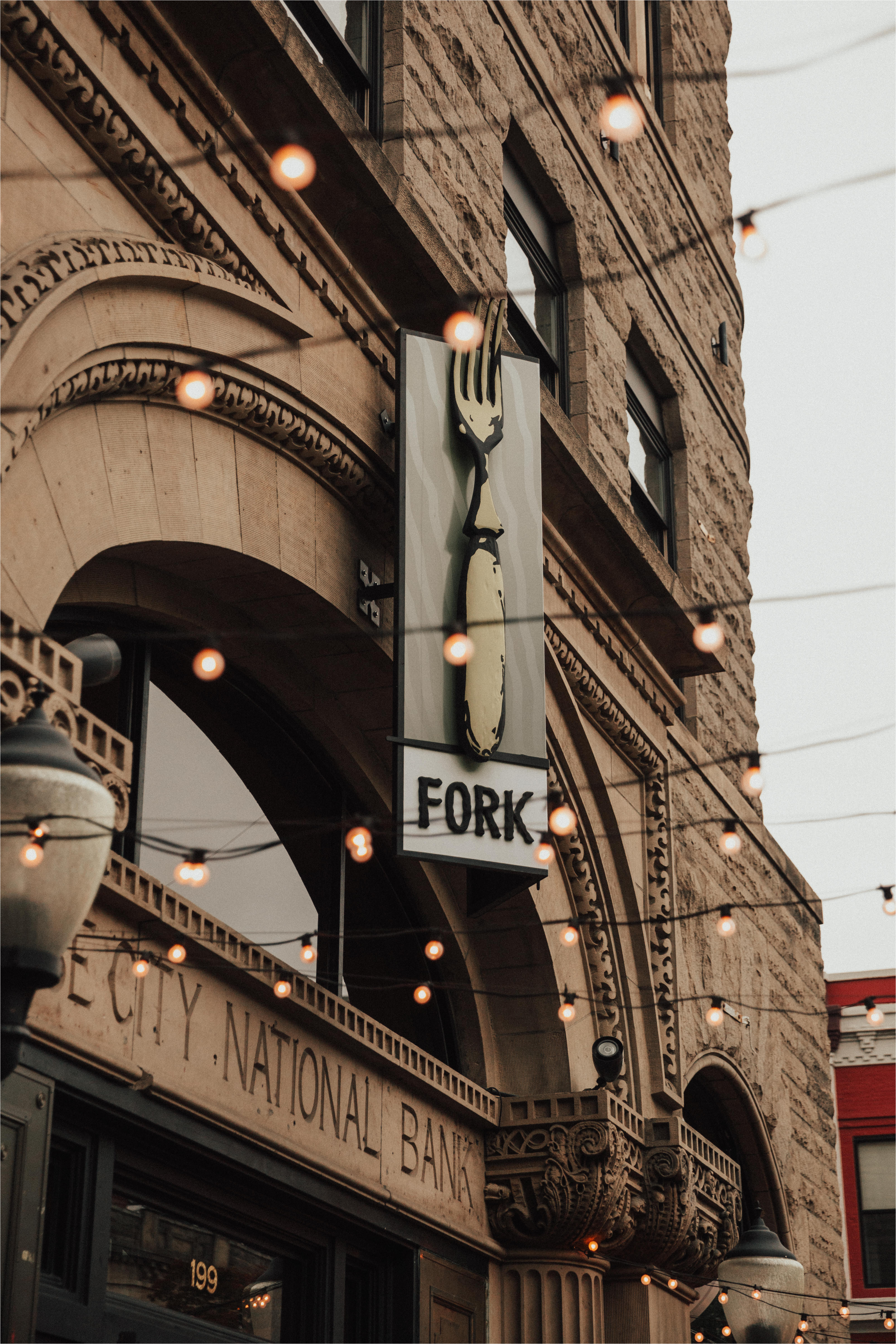 like many other boise restaurants fork is loyal to local which means they provide delicious dishes with ingredients from local farmers and growers