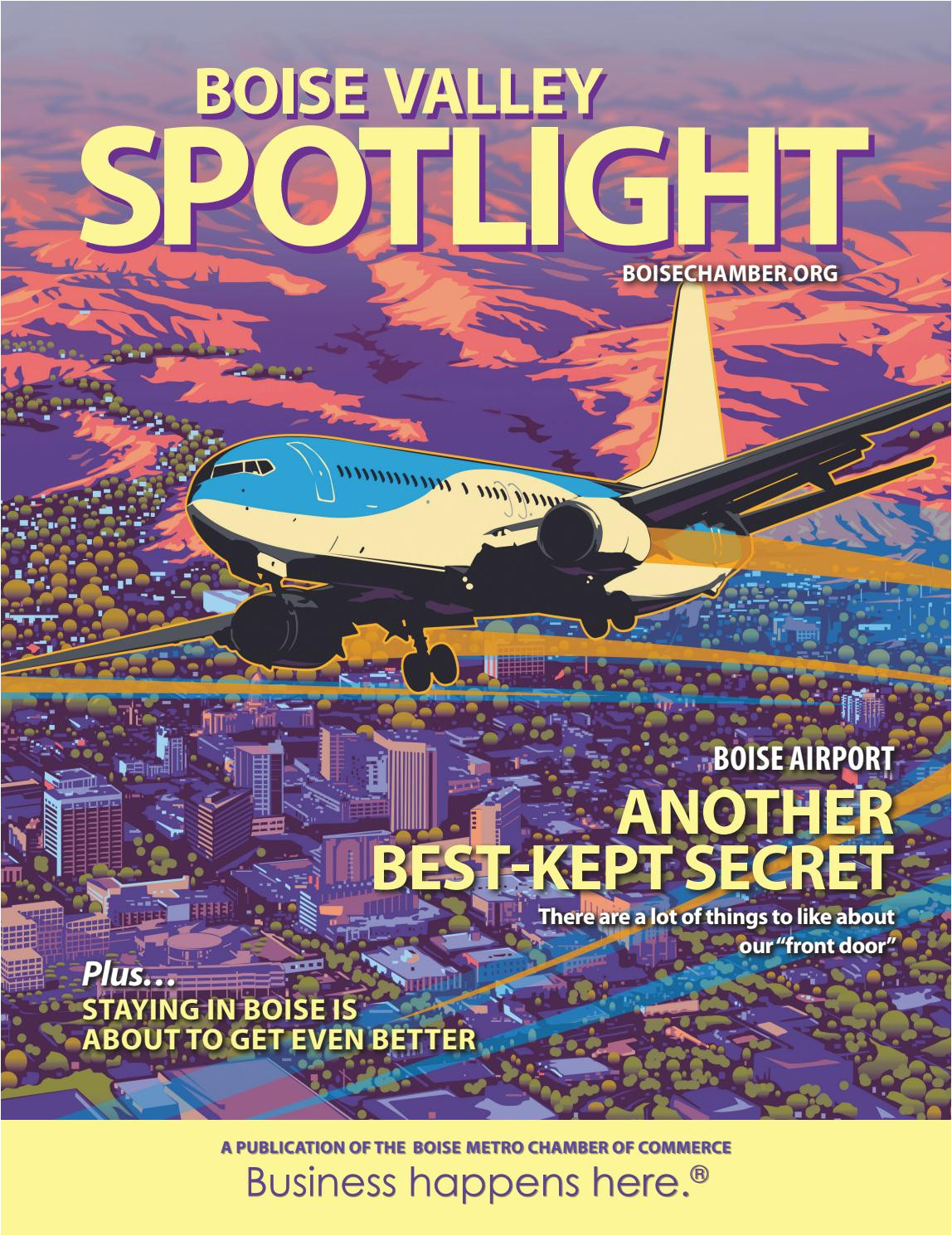 Driving Directions to Table Rock Boise Boise Valley Spotlight 2016 17 by Idaho Statesman issuu